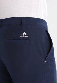 adidas Golf - ULTIMATE SHORT - Sportovní kraťasy - collegiate navy - 5