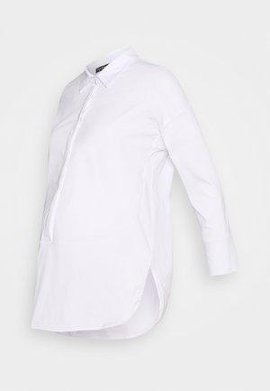 STONDATA CORTA - Camisa - white