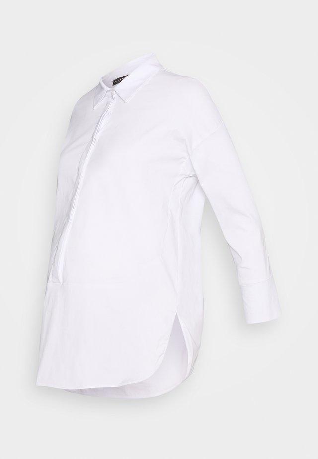 STONDATA CORTA - Skjortebluser - white