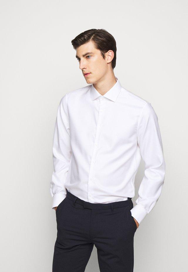 2 TONE MODERN - Koszula biznesowa - white