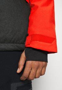 O'Neill - QUARTZITE  - Snowboard jacket - fiery red - 5