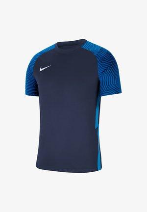 Sports shirt - blauweiss