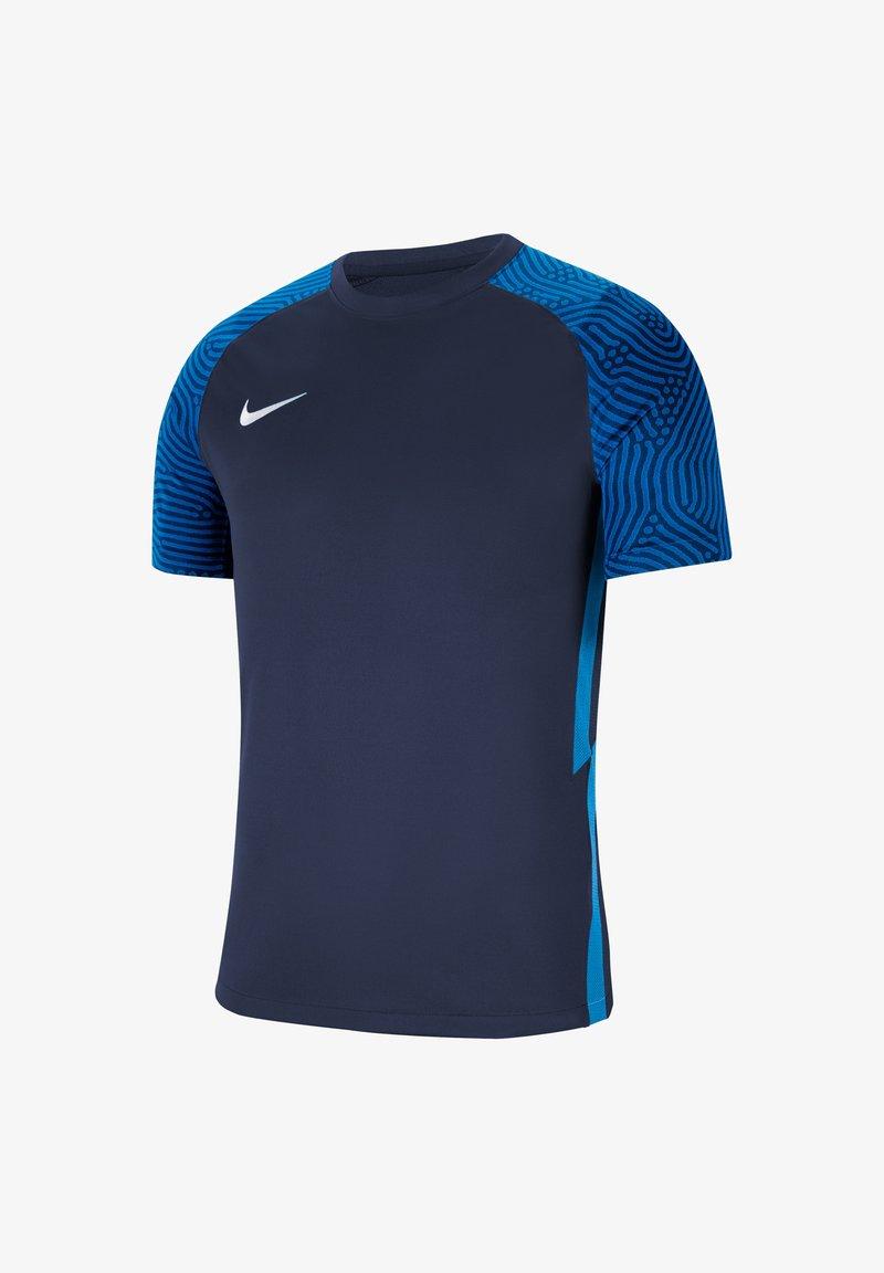 Nike Performance - Sports shirt - blauweiss