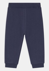 Guess - HOODED ACTIVE BABY SET  - Trainingsanzug - dark blue - 2