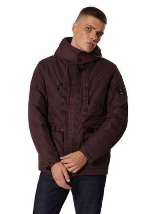 Winter jacket - bitter chocolate