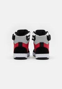 DC Shoes - PENSFORD UNISEX - Skatesko - black/grey/red - 2