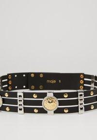 maje - AMINI - Waist belt - noir - 4