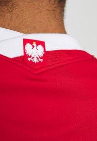 Nike Performance - POLEN - Landsholdstrøjer - red/white - 4