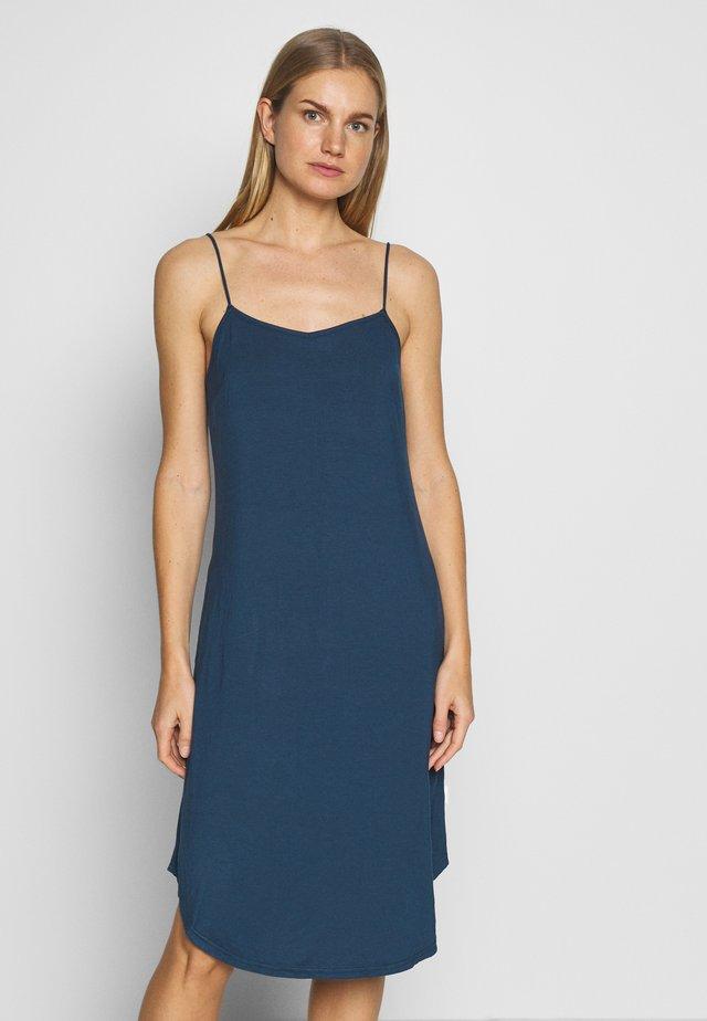 LYKKE DRESS - Nightie - sapphire