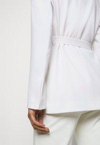 Pinko - COLA JACKET - Short coat - white - 4
