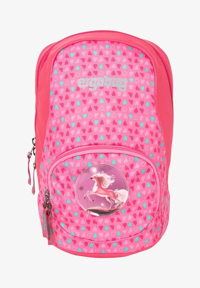 EASE - School bag - light pink
