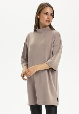 AEDANA - Tunika - taupe gray
