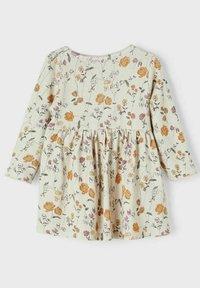 Name it - PRINT - Day dress - peyote melange - 1