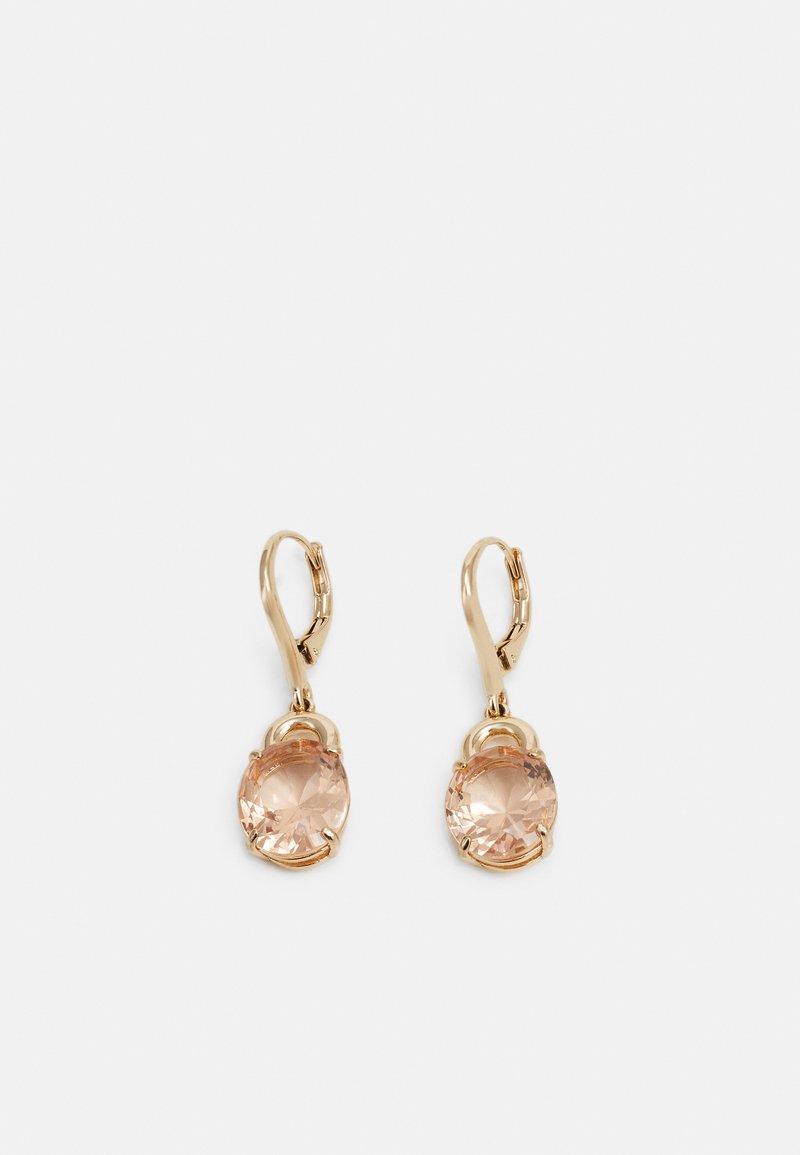 Lauren Ralph Lauren - HESTER DROP - Earrings - gold-coloured/rose