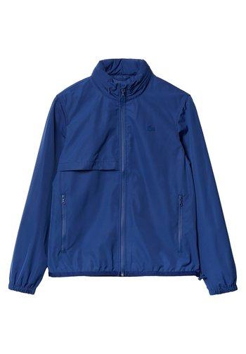 LACOSTE - BLOUSON FEMME - Training jacket - bleu marine