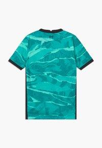 Nike Performance - LIVERPOOL FC - Club wear - hyper turquoise/black - 1