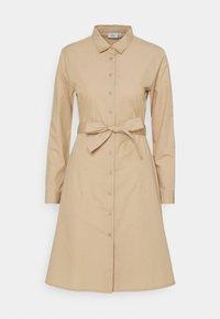 ICHI - SARAH  - Shirt dress - sesame - 0