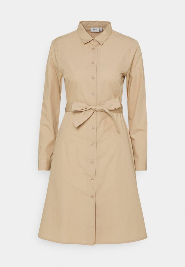 SARAH  - Shirt dress - sesame