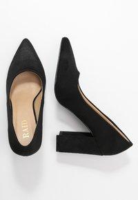 RAID - NEHA - High heels - black - 3