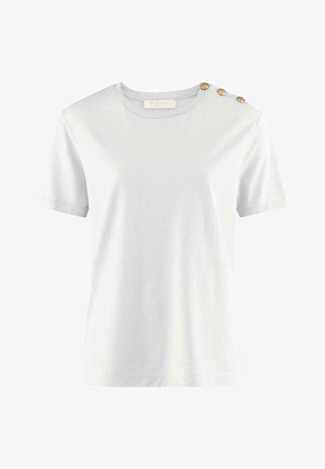TOULON - T-shirts - white