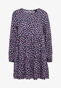 Monki - TACY DRESS - Day dress - dark blue - 4