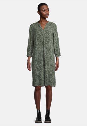 Day dress - grün/schwarz