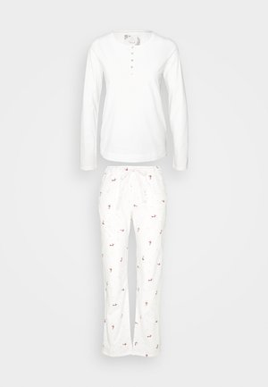 SETS CHARACTER  - Pyjamaser - white