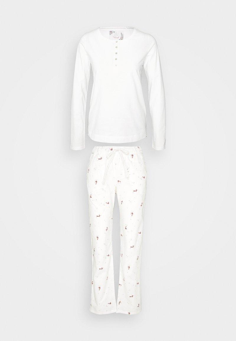 Triumph - SETS CHARACTER  - Pyjamas - white