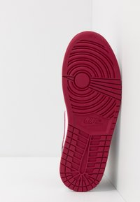 Jordan - AIR 1 MID - Baskets montantes - black/noble red/white - 4