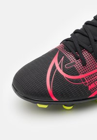 Nike Performance - MERCURIAL 8 CLUB MG - Moulded stud football boots - black/cyber - 5