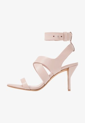 KIDDIE ANKLE STRAP  - High heeled sandals - blush