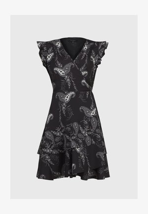 LANI KASHMIR - Day dress - black