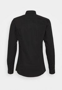 HUGO - ERRIK SLIM FIT - Formal shirt - black - 1