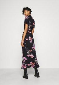 Vero Moda - VMLOVELY ANCLE DRESS - Maxiklänning - black - 2