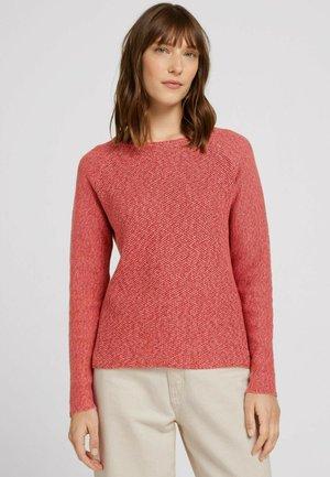 Jumper - cozy pink