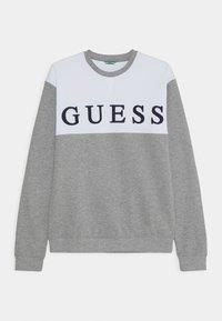 Guess - JUNIOR ACTIVE - Bluza - light heather grey - 0