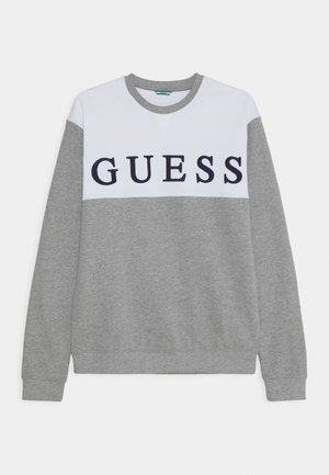 JUNIOR ACTIVE - Sweatshirt - light heather grey