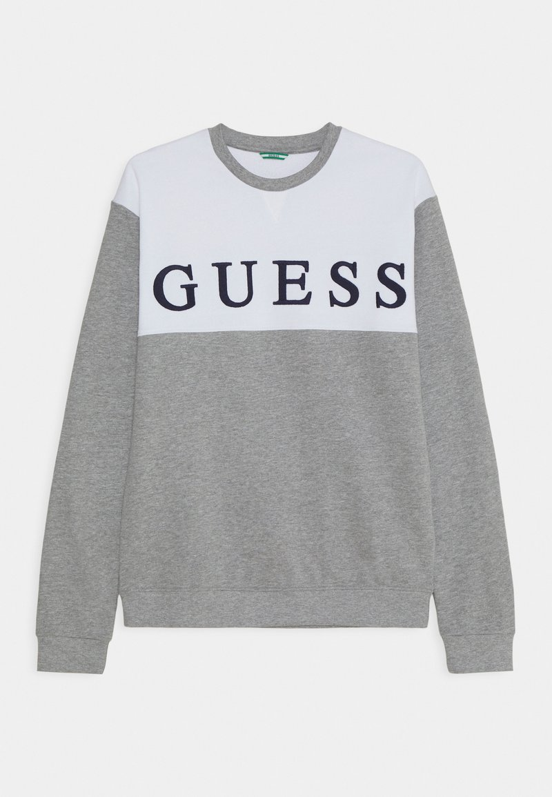 Guess - JUNIOR ACTIVE - Bluza - light heather grey