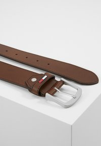 Tommy Jeans - INLAY BELT  - Belt - brown - 1