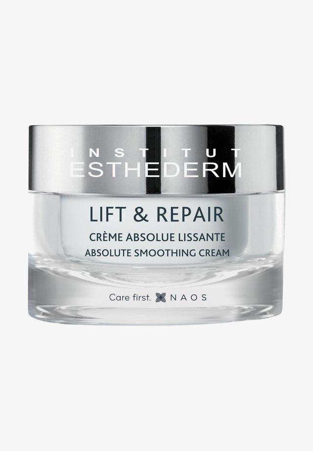 LIFT & REPAIR ABSOLUTE SMOOTHING CREAM - Face cream - -