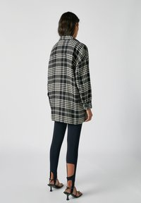 PULL&BEAR - Summer jacket - dark grey - 2