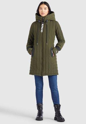 MANTEL JERRY PRIME4 - Winter coat - oliv
