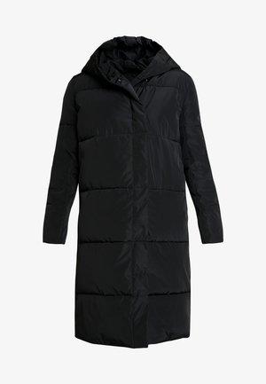 SLFADA COAT - Frakker / klassisk frakker - black