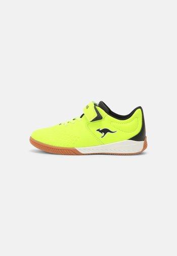 K5-COMB EV - Sneaker low - neon yellow/jet black