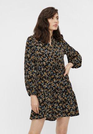 OBJNINA DRESS - Denní šaty - black