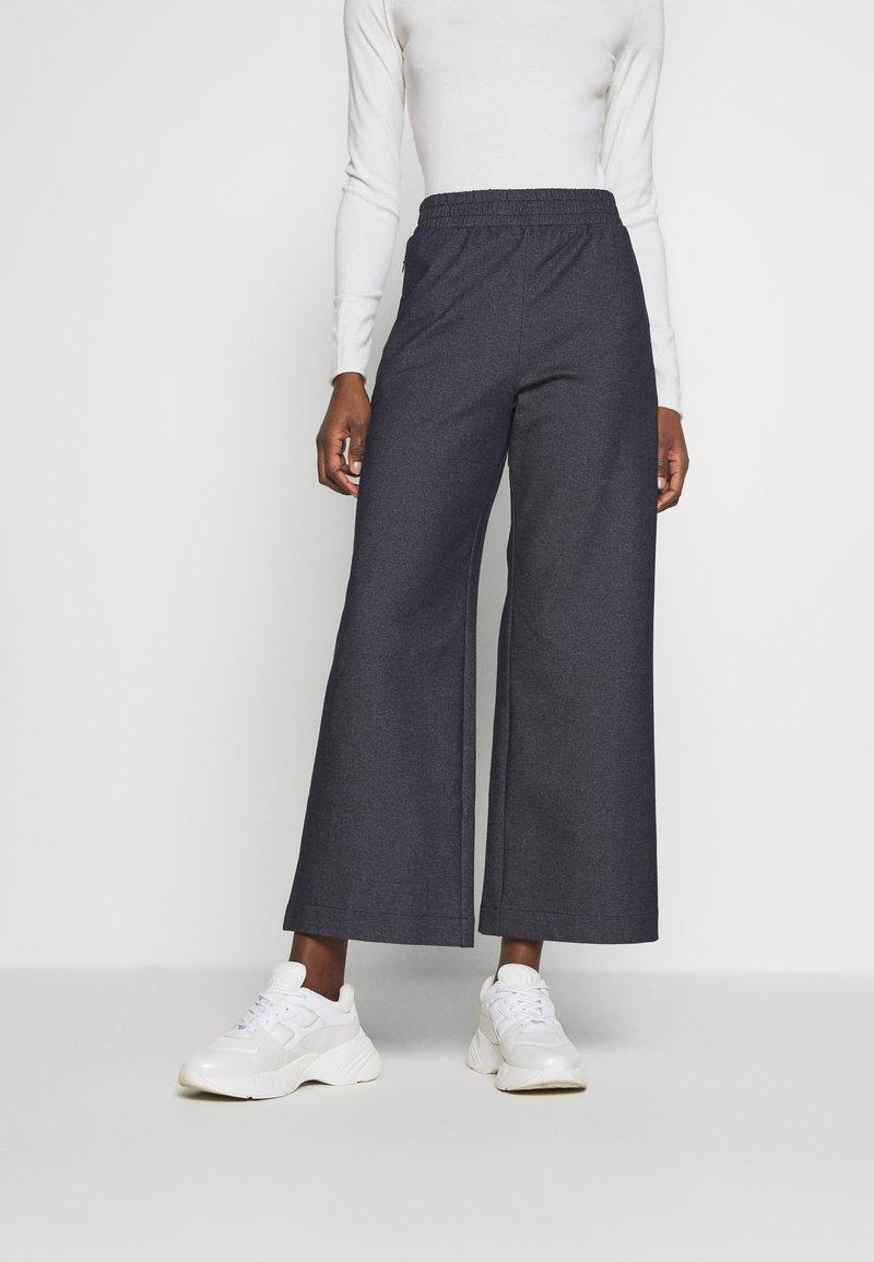 WEEKEND MaxMara - PUEBLO - Kalhoty - ultramarine