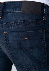 Camp David - Straight leg jeans - blue black vintage - 5