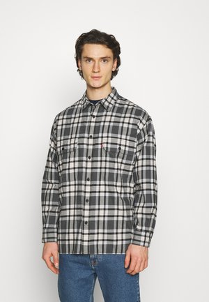 CLASSIC WORKER - Shirt - greys