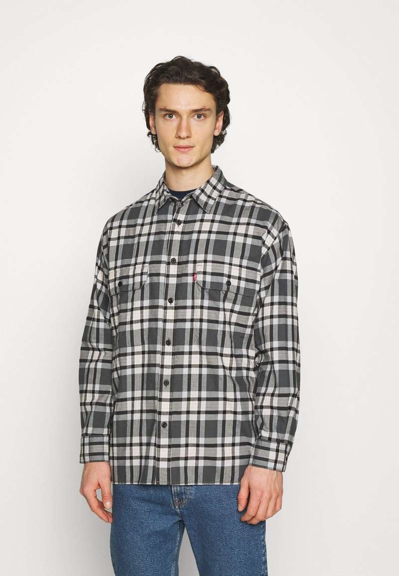 Levi's® - CLASSIC WORKER - Skjorta - greys