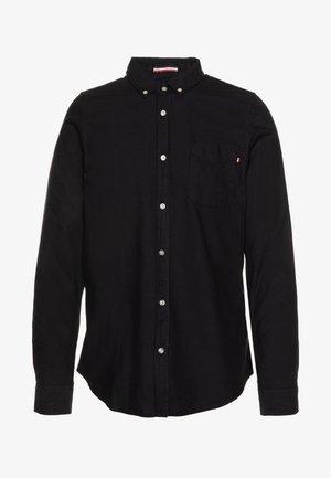 Shirt - black oxford